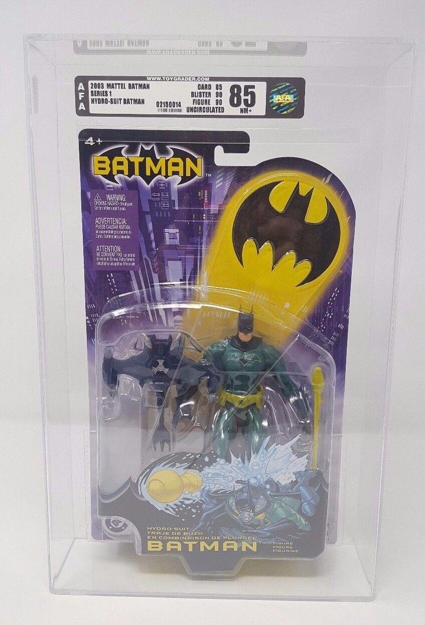 Hydro-Costume Batman MOC 2003 DC comics AFA classé 1 de 12 a Universel U85NM+