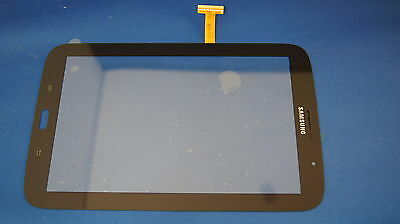 "BLACK DIGITIZER TOUCH SCREEN LENS FOR SAMSUNG N5100 8.0"" GALAXY NOTE"