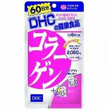 DHC Collagen Supplement tablet type 360 grains 60 days JAPAN NEW F/S