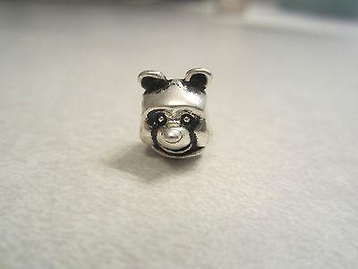 925 Sterling Silver European Bead Charm Winnie Pooh Bear