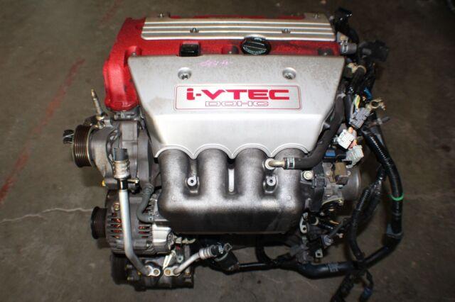 Honda Civic Ep3 Jdm K20a Type R I Vtec Engine K20 Motor Long Block