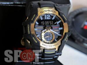 Casio-G-Shock-Gravity-Master-Bluetooth-Solar-Men-039-s-Watch-GR-B100GB-1A