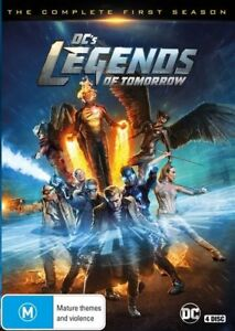DC-039-s-Legends-of-Tomorrow-Season-1-DVD-NEW-Region-4-Australia
