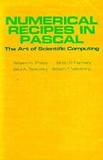 Numerical Recipes in Pascal (First Edition): The Art of Scientific Com-ExLibrary