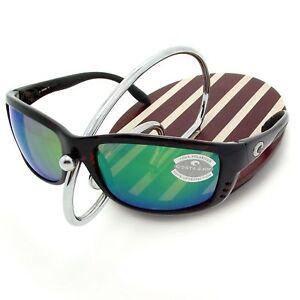 981d831001 NEW Costa Del Mar ZANE Tortoise   580 Green Mirror Plastic 580P ...