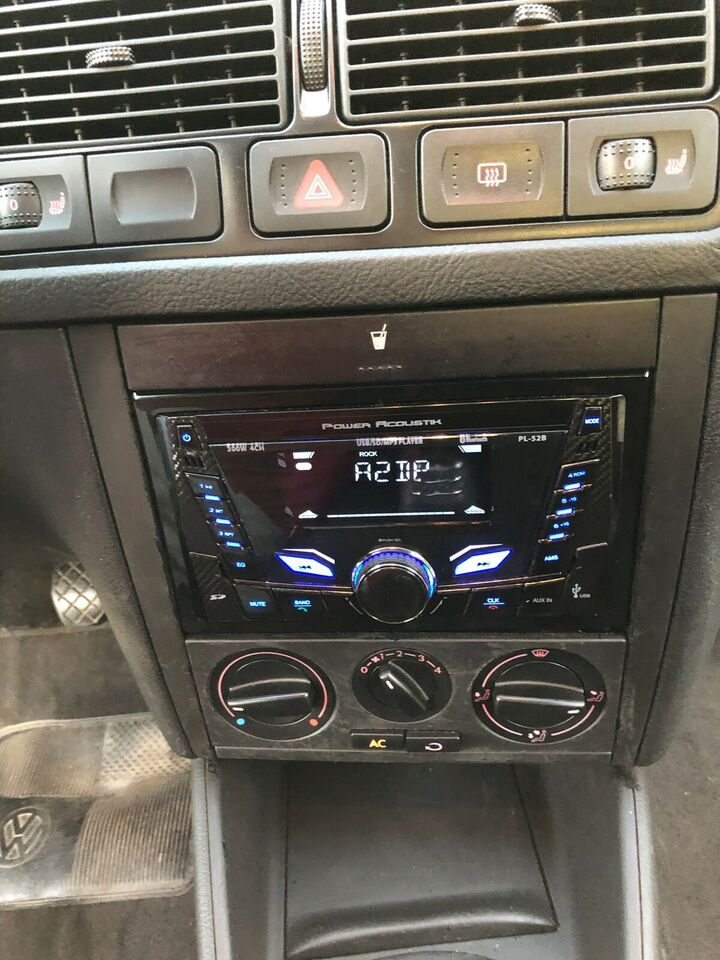 VW Golf IV, 2,0 Vivaldi, Benzin