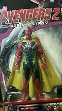 New Marvel Avengers 2 Age of Ultron The Vision Action Figure USA Seller