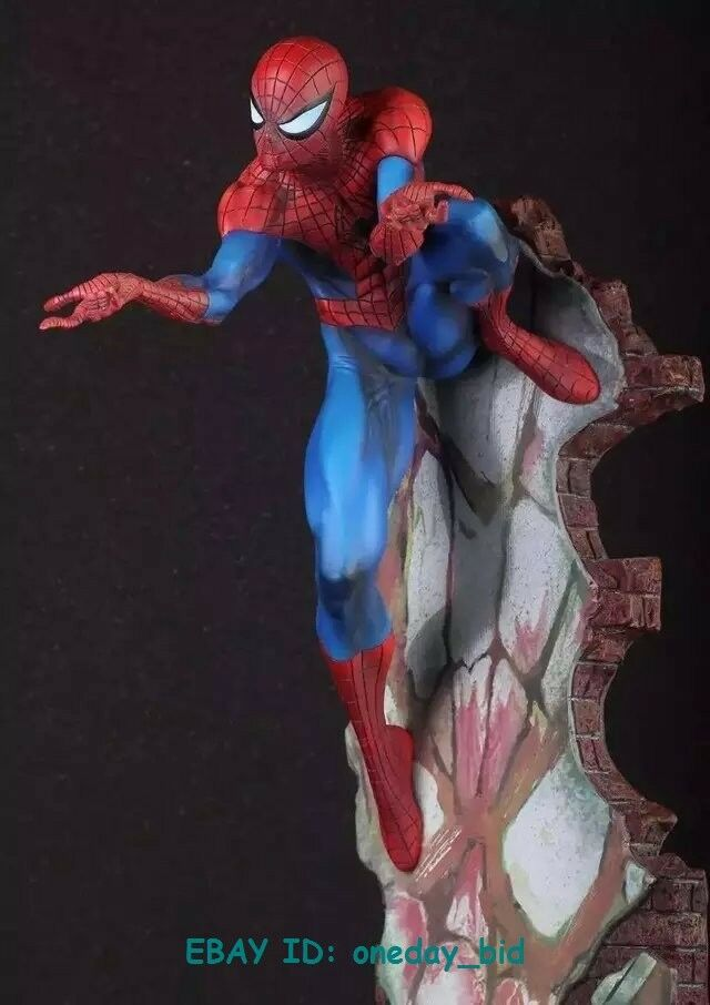 Marvel The Amazing Spider-Man 2 Statue Action Figure 18
