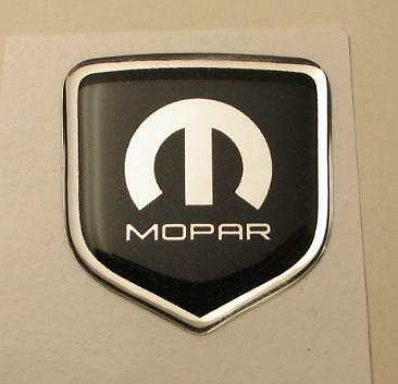 MOPAR Nose Emblem fits 2006-10 Charger hood badge SRT 8 hemi R/T custom