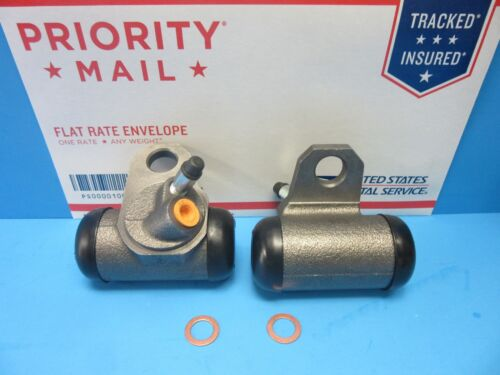 Set 2 Drum Brake Wheel Cylinders Front Left /& Right Replace GM OEM # 5455476