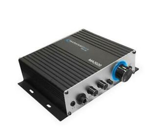 Nuevo-Technical-Pro-clase-T-Estereo-Mini-amplificador-con-microfono-y-auriculares-de-E-S