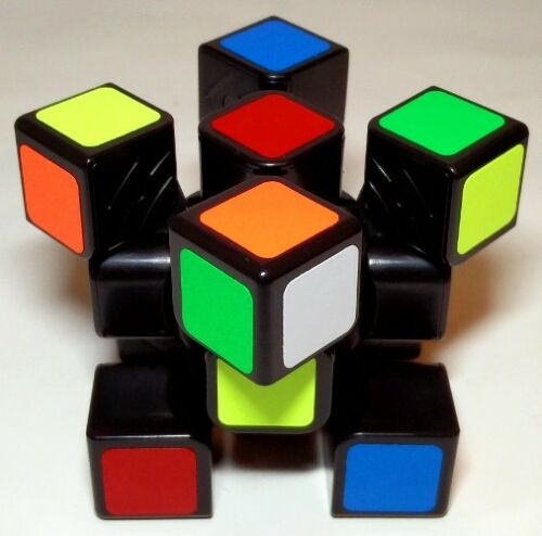 SPIDER rubix cube UNIQUE ITEM Geduldspiele