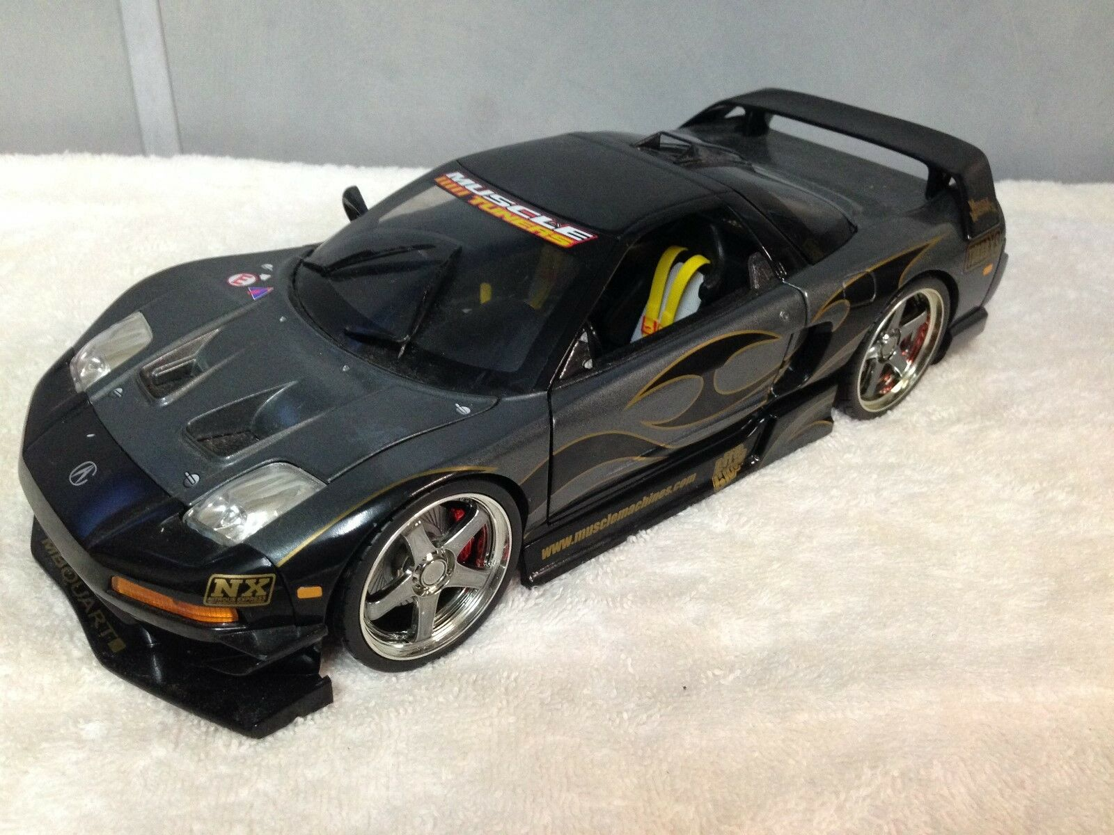 2003 Funline 1:18 Scale Die Cast Car Honda Accura NSX