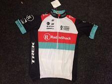 Cycling Jersey Radio Shack Trek Craft New! M