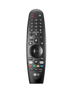 Details about Genuine LG AN-MR18BA Magic 4K UHD Smart TV Remote control  (USED)