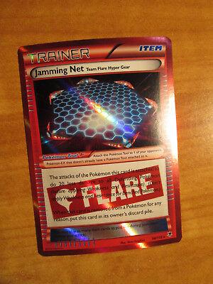 MINT! Pokemon Jamming Net XY Phantom Forces 98//119 Trainer Pokemon Tool