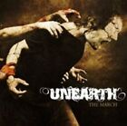 March [CD/DVD] by Unearth (CD, Nov-2009, 2 Discs)