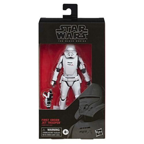 Star Wars The Black Series de premier ordre Jet Trooper 6-inch Figure