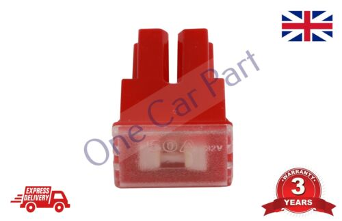 PAL JAPANESE TYPE FEMALE SLOW BLOW FUSE PAL TYPE 50A Amp