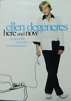 Ellen Degeneres Here And Now Modern Life And Other Inconveniences Sealed