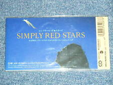 "SIMPLY RED Japan 1991 NEW Tall 3"" inch CD Single STARS"
