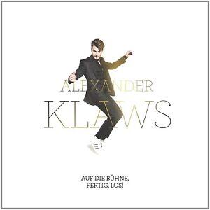 ALEXANDER-KLAWS-AUF-DIE-BUHNE-FERTIG-LOS-CD-LIMITED-FANBOX-NEUF