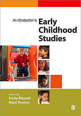 An Introduction to Early Childhood Studies-ExLibrary