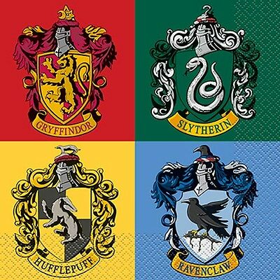 Harry Potter Häuser