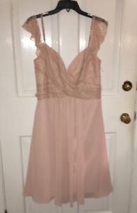 NWT-Ada-James-Collection-blush-powder-pink-formal-dress-size-14