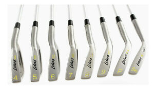 AGXGOLF-LOTUS-LADIES-ALL-GRAPHITE-EIGHT-IRONS-CLUB-SET-4-SW-RIGHT-HAND-ALL-SIZES