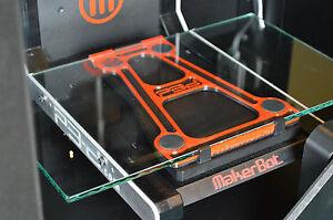 Makerbot Replicator  Heated Build Plate
