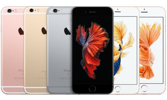 Apple iPhone 6s Plus | MetroPCS | 16GB 64GB 128GB | Silver Gold Space Gray Rose