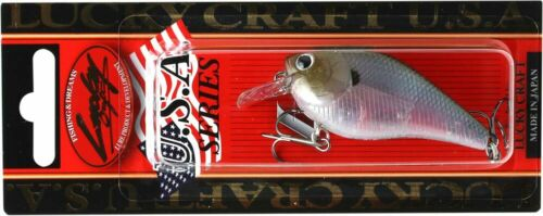 238 Ghost Minnow LUCKY CRAFT LC 1.5 MST ~ Moonsault ~
