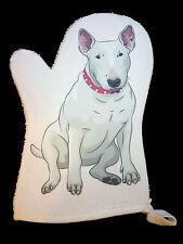 English Bull Terrier Oven Mitt