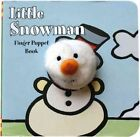 Little Snowman Finger Puppet Book by Image Books (Board book, 2008)