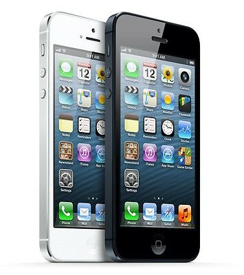 Apple iPhone 5 32GB Verizon (Unlocked) Smartphone 4G LTE 32 GB (Black & White)