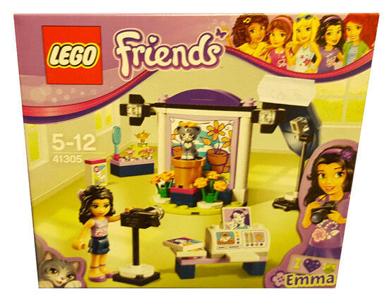 41305 günstig kaufen LEGO Friends Emmas Fotostudio