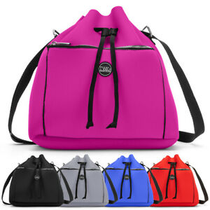 Zaino donna TWIG GOUGES Made in Italy zainetto Fusion Collection sacca neoprene