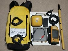 Topcon Map Rt Gnss Set Map Rt Receiver Mg A5 Antenna Gms 2 Data Collector