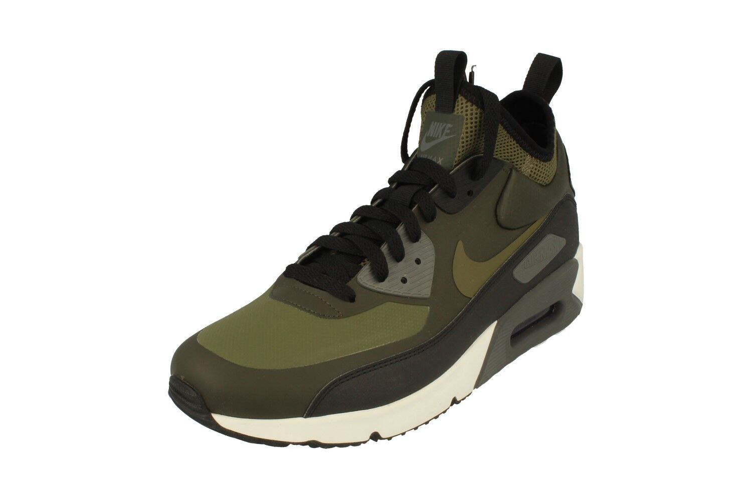 Nike Air Max 90 Ultra Ultra Ultra Mid Winter Mens Hi Top Trainers 924458 Sneakers shoes 300 0a3279