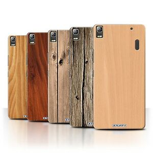 new styles a0c07 a6f99 Details about STUFF4 Phone Case/Cover for Lenovo K3 Note/K50-T5 /Wood Grain  Effect/Pattern