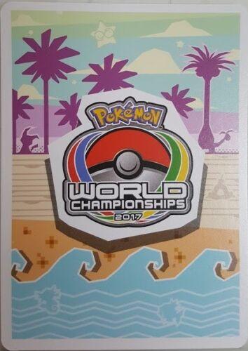 -2017 World Championship 75//98 4x Hex Maniac NM Pokemon Promo