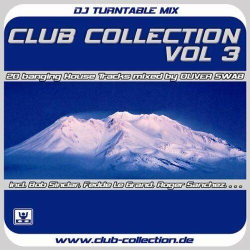 Oliver Swab (DJ) Club collection 3 (mix, 2007, Toka Beatz)  [CD]