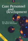 Core Personnel and Development by Mick Marchington, Adrian Wilkinson (Paperback, 2000)