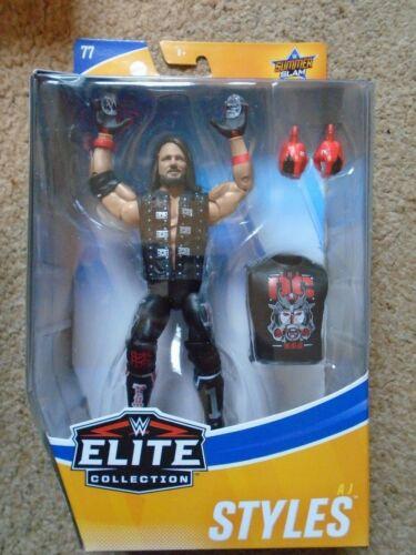 WWE Mattel SummerSlam Elite Série 77 figurines-choisissez le vôtre