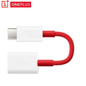Type-C-Kabel-Adapter-Konverter-Fuer-Oneplus-5-3-3T-3-2-Urspruenglich-3-1-USB-OTG