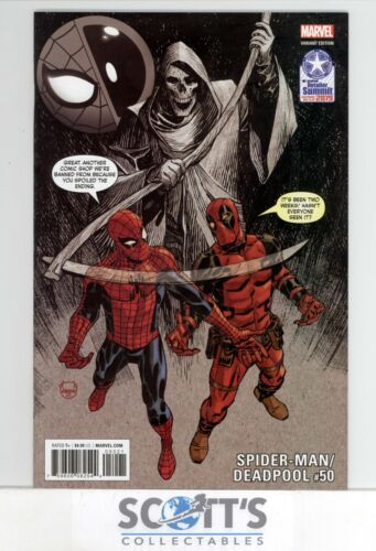 SPIDER-MAN DEADPOOL  #50  NM
