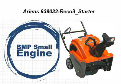 Recoil Pull Starter For Ariens 1128 Snow Thrower w// Tecumseh mdl# 924121 924508