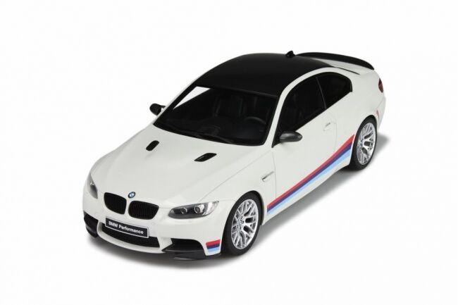 GT Spirit 2012 BMW M3 M Stripes E92 White LE 1000 pcs 1 18New Item