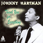 Thank You for Everything by Johnny Hartman (CD, Dec-1998, Audiophile Records)